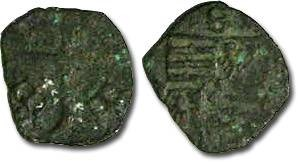 Ancient Coins - Hungary - Sigismund, 1387-1437 - Parvus (MM: I-?) - VG