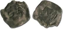 World Coins - Austria - Albrecht III, 1365-1395 - Pfennig, Vienna mint - crude G