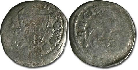 Ancient Coins - Hungary - Karl Robert, 1307-1342 - Denar (MM: A-A) - G