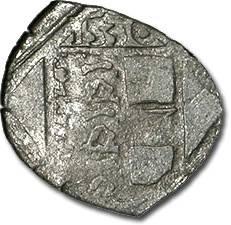 World Coins - Carinthia, Klagenfurt, Ferdinand I, 1521-1564 - Uniface Pfennig 1530 - F