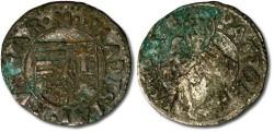 Ancient Coins - Hungary - Husz. 805 - Denar, F