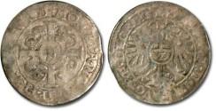 World Coins - Frankfurt - 1/2 Batzen n.d. - F