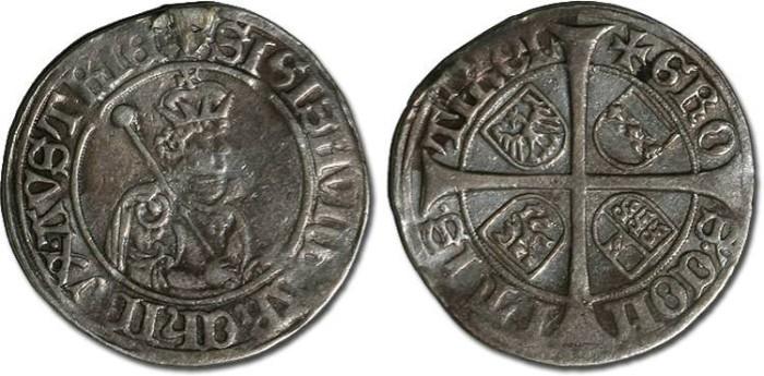 World Coins - Tirol, Hall - Erzherzog Sigismund - Sechser - F
