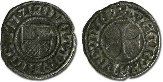 World Coins - Lubeck City - Witten 1502 - VG
