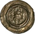 World Coins - Saxony - Heinrich III the Illustrious of Meissen - Bracteate - XF