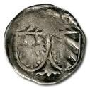 World Coins - Nürnberg - Uniface Pfennig n.d. (1495-1510) - F+