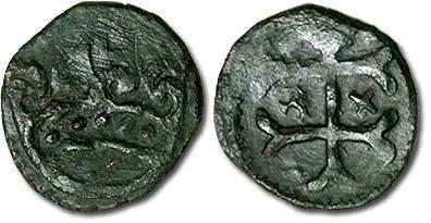 World Coins - Hungary - Husz. 586 - Quarting (MM ?-x), crude VF