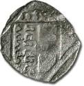 World Coins - Carinthia, Klagenfurt, Ferdinand I, 1521-1564 - Uniface Pfennig 1534 - VG, cleaned