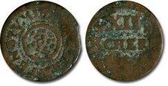 World Coins - Erfurt - 12 Scherf 162? - VG