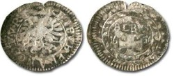 World Coins - Frankfurt - 1 Albus 1656 - VG+