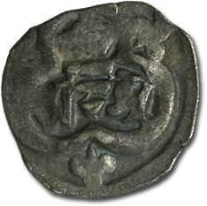 World Coins - Austria - Albrecht V, 1404-1406 - Pfennig, Vienna mint - crude F
