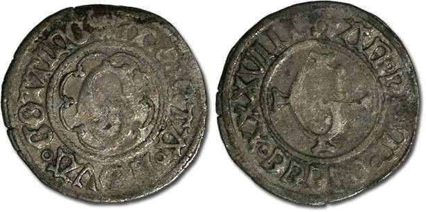 World Coins - Göttingen City - Körtling 1538 - VF