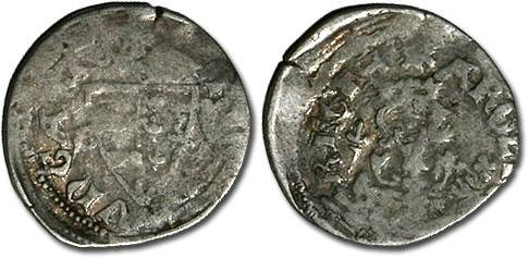 World Coins - Hungary - Karl Robert, 1307-1342 - Denar (MM: C-?) - VG
