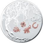 Mints Coins - WISHING TREE Silver Coin 500 Francs Cameroon 2020