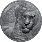 Mints Coins - LIONS Growing Up 2 Oz Silver Coin 1500 Shillings Tanzania 2021