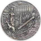 Mints Coins - ARTEMIS Bow And Arrow Mythology 2 Oz Silver Coin 10$ Cook Islands 2020