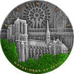 Mints Coins - NOTRE DAME DE PARIS 2 Oz Silver Coin 5$ Niue 2021