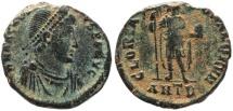 Ancient Coins - Roman coin of Arcadius - GLORIA ROMANORVM - Antioch