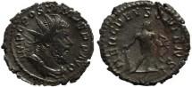 Ancient Coins - Postumus AR antoninianus - HERC DEVSONIENSI - RIC 64, Cohen 91