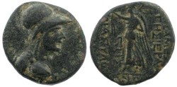 Ancient Coins - Syria, Seleukis and Pieria. Apameia- dated year 286 (30/29 BC)!