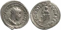 Ancient Coins - Gordian III 238-244AD Antoninianus - SECVRITAS PERPETVA
