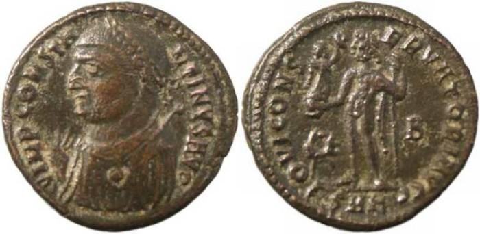 Ancient Coins - Emperor Constantine I-  IOVI CONSERVATORI AVGG