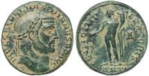 Ancient Coins - Roman coin of Galerius - GENIO IMPERATORIS - Antioch
