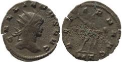 Ancient Coins - Gallienus Antoninianus - AETERN AVG