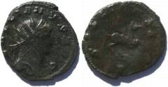 Ancient Coins - Gallienus, 253-268AD Antoninianus, Pegasus