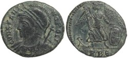 Ancient Coins - Constantinopolis Commemorative - Rome Mint