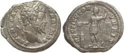 Ancient Coins - Roman coin of Septimius Severus -  RESTITVTOR VRBIS