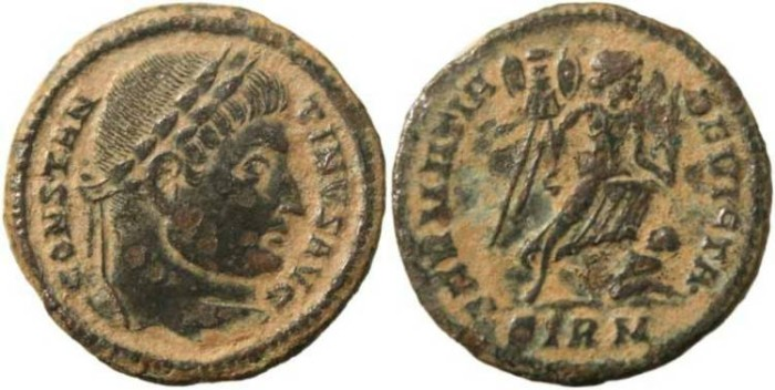 Ancient Coins - Constantine I -  SARMATIA DEVICTA - Sirmium Mint