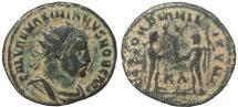 Ancient Coins - Roman coin of Galerius -  CONCORDIA MILITVM - Cyzicus