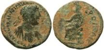Ancient Coins - Hadrian, Petra, Arabia AE24