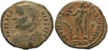 Ancient Coins - Licinius I AE follis, Nicomedia Mint - IOVI CONSERVATORI AVGG