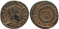 Ancient Coins - Roman coin of Crispus - CAESARVM NOSTRORVM - VOT V - Rome