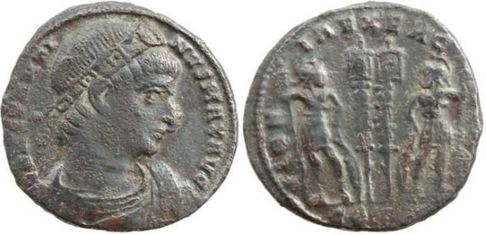 Ancient Coins - Constantine I Magnus 307-337AD GLORIA EXERCITVS