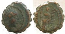 Ancient Coins - Seleukid king, Antiochus IV 175-164BC
