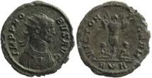 Ancient Coins - Probus Antoninianus - VICTORIA GERM - Rome Mint - RIC V, Part 2, 222