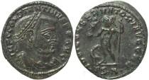 Ancient Coins - Roman coin of Constantine I -  IOVI CONSERVATORI AVGG NN - Thessalonica