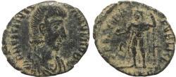 Ancient Coins - Roman coin of Julian II - SPES REIPVBLICE - Cyzicus - Scarce