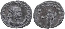 Ancient Coins - Roman coin of Gallienus billon antoninianus