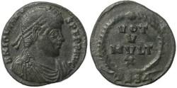 Ancient Coins - Jovian - VOT V MVLT X - Thessalonica