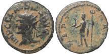 Ancient Coins - Roman coin of Claudius II Gothicus - NEPTVN AVG - Antioch.