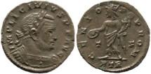 Ancient Coins - Licinius I - GENIO POP ROM - Treveri Mint