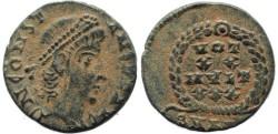 Ancient Coins - Constans as Augustus - VOT XX MVLT XXX