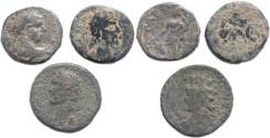 Ancient Coins - 3 Roman Provincial coins