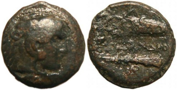 Ancient Coins - Alexander III of Macedon 336-323 BC