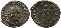 Ancient Coins - Postumus silver antoninianus - FELICITAS AVG