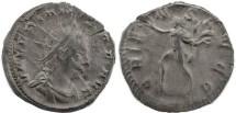 Ancient Coins - Valerian I silver antoninianus - ORIENS AVGG